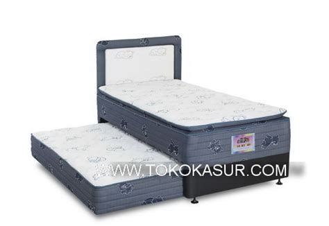 Set 120x200 Oregon Musterring Springbed Madrid Style musterring bed harga murah kasur murah