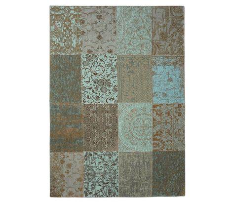 Patchwork By Sea - vintage patchwork sea blue 8006 louis de poortere store