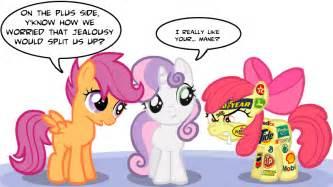 equestria daily mlp stuff comic cmc go nascar i