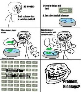 Infinate Cas Troll Science Infinite Money By Sharkhboysalvatore On