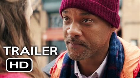 Film Drama Will Smith | collateral beauty official trailer 1 2016 will smith