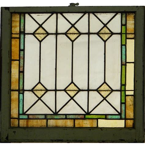 Antique Stained Glass Door Antique Stained Glass Window