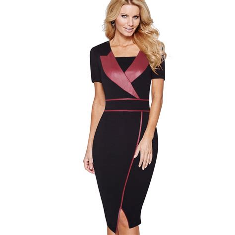 professional work dresses for women professional women casual work office business bodycon
