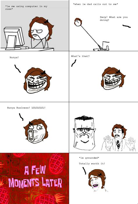 Troll Meme Comic - trolling dad meme comic by peppermintpony899 on deviantart