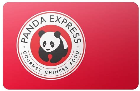 Panda Express Gift Card - 100 panda express gift card only 83 free shipping 83 00 ebay com