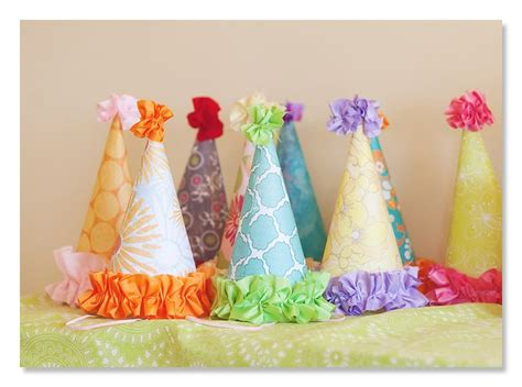 Handmade Birthday Hats - handmade birthday hats planning
