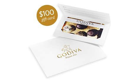 Godiva Gift Card Balance - get 100 in godiva gift card for easter one field us only