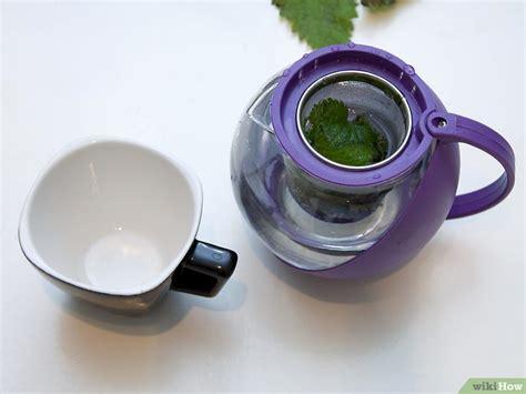 Teh Jelatang cara membuat teh jelatang wikihow