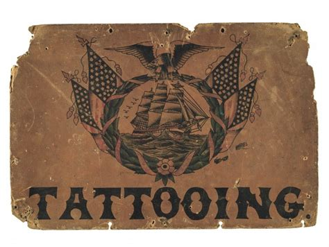 vintage tattoo flash jonathan shaw profile jonathan shaw vintage tattoo flash craveonline