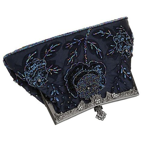 Be Lucky With A Born Lucky Clutch Bag by Antique Beaded Evening Purse Clutch Handbag