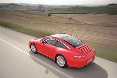Porsche Targa 2007 by Porsche S 2007 Targa 4 And 4s