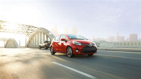 Bud Clary Toyota Of Yakima Features Of The 2015 Toyota Yaris Near Vancouver Bud