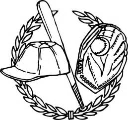 baseball coloring pages 3 coloring pages print