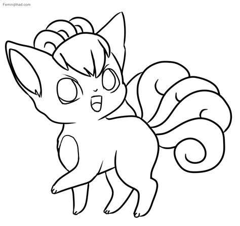 pokemon coloring pages vulpix pokemon coloring pages to print coloring pages for kids