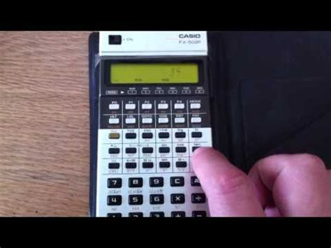 calculator arcsin programmable calculator