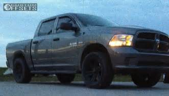 wheel offset 2013 dodge ram 1500 slightly aggressive