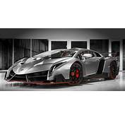 Two Of Only Three Lamborghini Veneno Are Located In The US