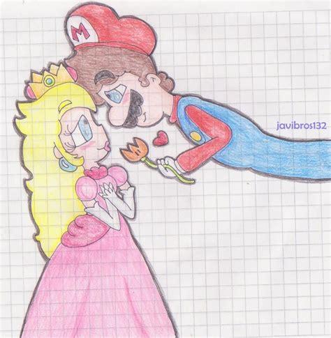 imagenes nuestro amor es eterno mario y peach nuestro amor es eterno by javibros132 on