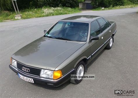 how petrol cars work 1990 audi 100 seat position control 1990 audi 100 2 0 d year 1985 car photo and specs