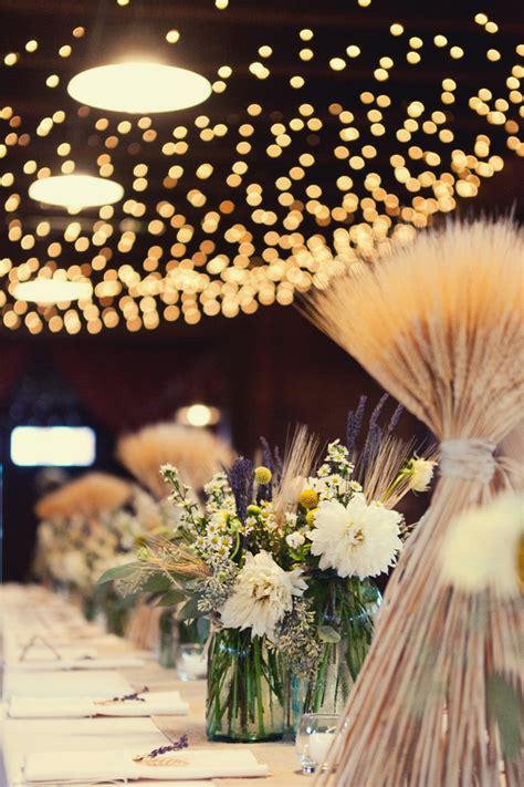 wheat stalk centerpiece elizabeth anne designs the