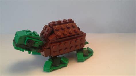 Lego Turtle by Lego Ideas Lego Turtle