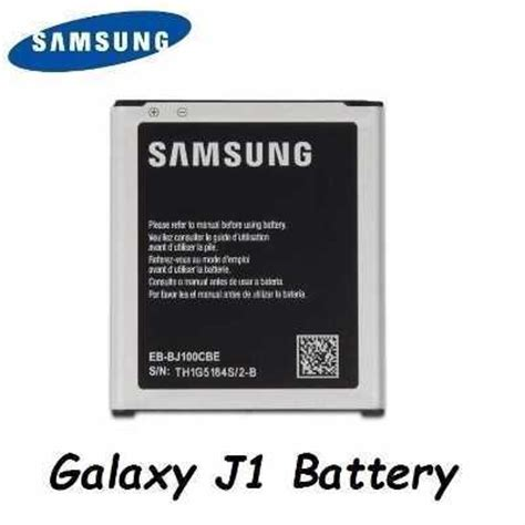 samsung galaxy j1 battery new replacement 1850 mah