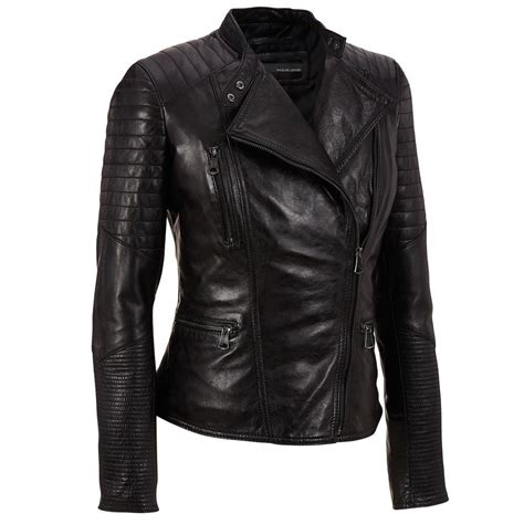 Leather Price The Best Womens Motorcycle Black Leather Jackets With