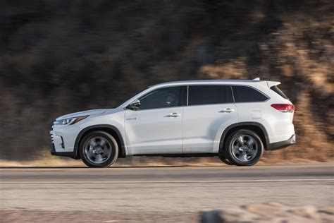toyota highlander hybrid 2018 2018 toyota highlander hybrid deals prices incentives