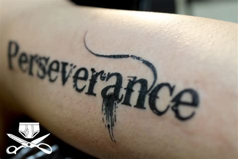 tattoo font bleeding cowboy perseverance in bleeding cowboy font hautedraws