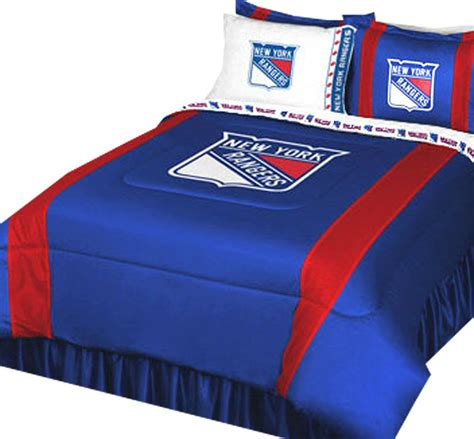 new york rangers bedroom sports coverage nhl new york rangers bedroom set hockey