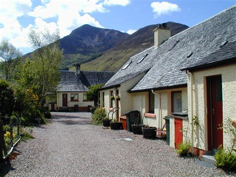 Self Catering Cottages Argyll by Self Catering Cottage In Ballachulish Near Glencoe