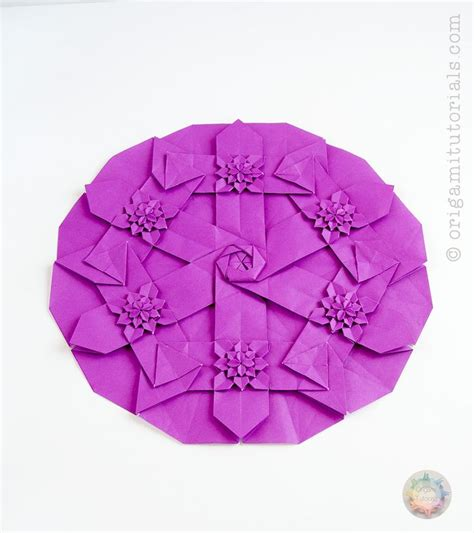 Origami Tessellations Pdf - 206 best images about origami quilts tessellations on