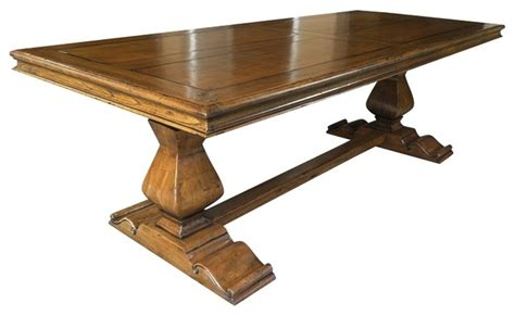 gloucester trestle dining table custom colors