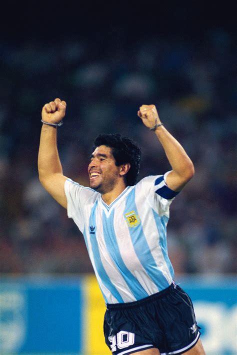 Diego Maradona Soccer Legend Diego Maradona Tv Biography To Start