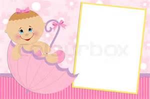 blank template f 252 r gl 252 ckwunschkarte baby oder bilderrahmen