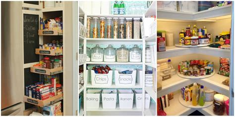 pantry organization 15 pantry organization ideas and tricks how to organize