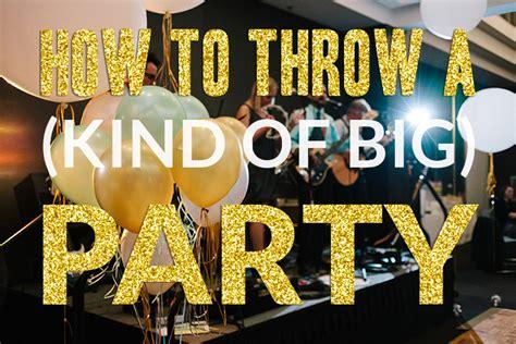 how to throw a get sh t done how to throw a a practical wedding