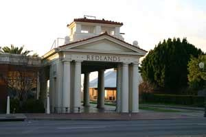 places earth redlands
