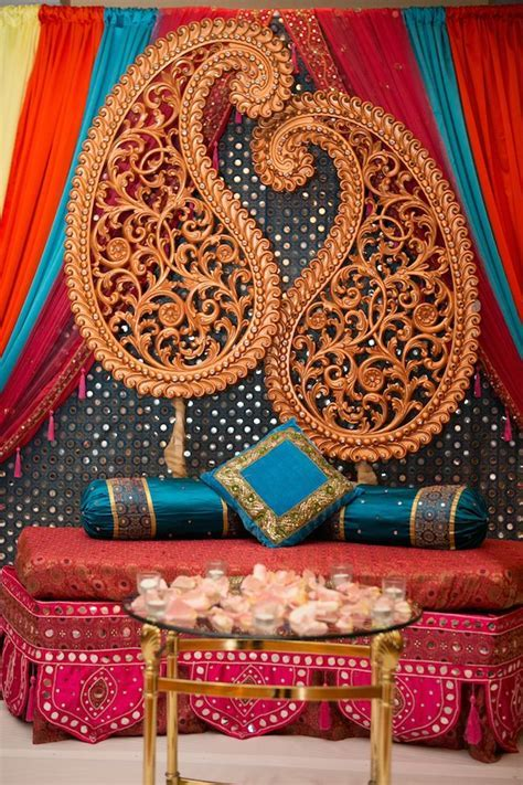 1000  ideas about Desi Wedding Decor on Pinterest