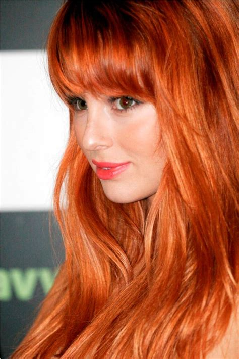 how to fix copper hair best 20 red bangs ideas on pinterest