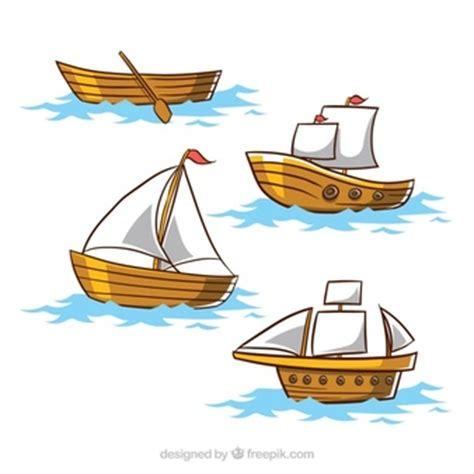 cartoon old boats boat vectors photos and psd files free download