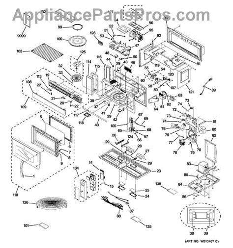 ge microwave parts diagram parts for ge jvm3670bf03 microwave parts