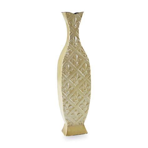 Fleur De Lis Vases by Elements 24 Quot Decorative Vase Fleur De Lis