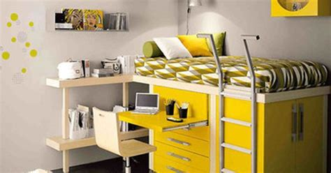 colorful teenage loft bedrooms by tumidei digsdigs cool modern loft bed for teen bedroom ideas in colorful
