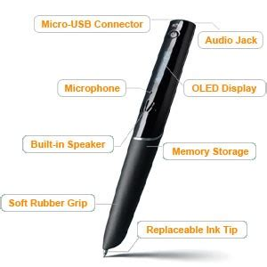 Livescribe Smartpen Flytop For Grown Ups by Best Execution Smartpen Replaces My Notebooks Savernotes