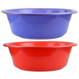 wash tub wholesale bowl wash tub jumbo plastic 15 quot quot quot quot assorted