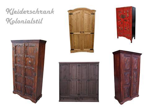 Kolonial Stil 1100 by Kleiderschrank Kolonialstil Wei 223 Zuhause Image Idee