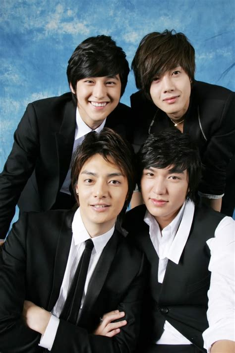 imagenes de coreanos f4 f4 coreano en japon addicted to lee min ho