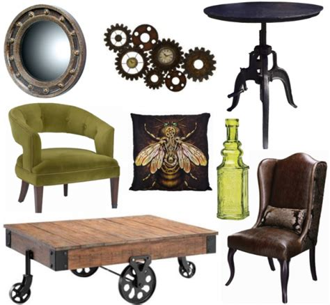 steam punk home decor steunk inspired home decor offbeat home life