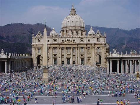engineeringrome the engineering behind saint peter s quot then the byzantine empire collapsed and the engineering